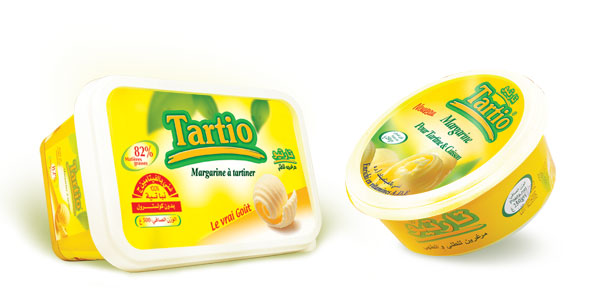 tartio margarine de table almag algerie