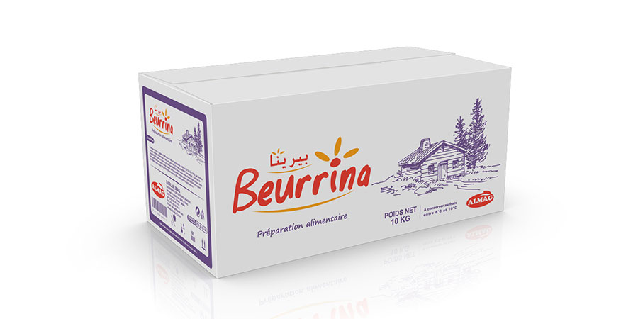 preparation alimentaire beurina almag